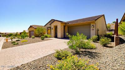 Wickenburg Single Family Home For Sale: 3215 Rising Sun Ridge
