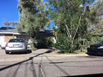 Phoenix Multi Family Home For Sale: 1712 31st Place