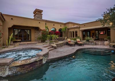 Sierra Hills Single Family Home For Sale: 13759 E Gary Road