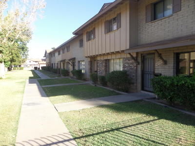 Glendale Condo/Townhouse For Sale: 6739 N 44th Avenue