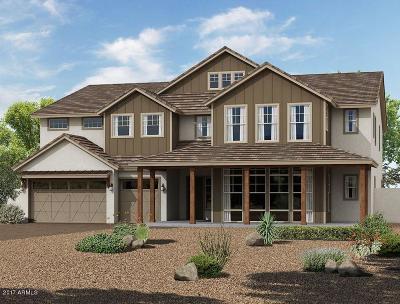 Gilbert Single Family Home For Sale: 2733 E Kesler Lane