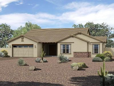 Gilbert Single Family Home For Sale: 2709 E Kesler Lane