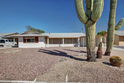 Sun City AZ Single Family Home For Sale: $150,000