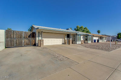 Single Family Home For Sale: 3620 W Tulsa Street