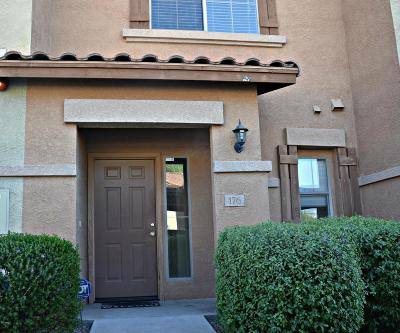 Scottsdale Condo/Townhouse For Sale: 525 N Miller Road #176