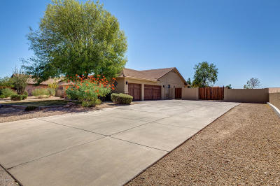Peoria Single Family Home For Sale: 8217 W Villa Chula Lane