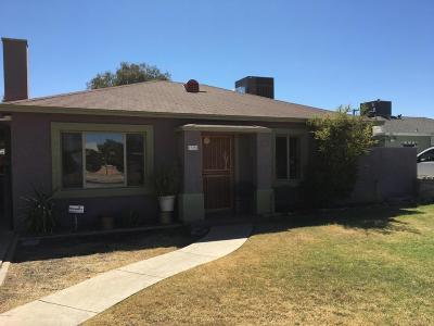 Phoenix Single Family Home For Sale: 2325 W Adams Street