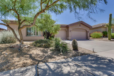 Fountain Hills Single Family Home For Sale: 15415 E Wildcat Court