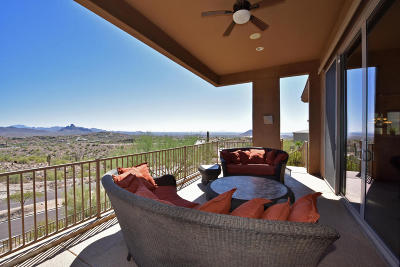Fountain Hills Single Family Home For Sale: 10731 N Sonora Vista