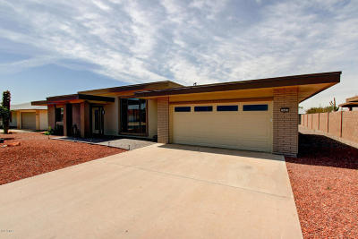 Sun City Single Family Home For Sale: 10401 W Oak Ridge Drive