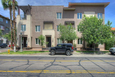 Phoenix Condo/Townhouse For Sale: 118 W Roosevelt Street