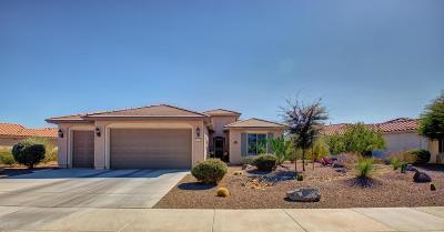 Buckeye Single Family Home For Sale: 26151 W Firehawk Drive