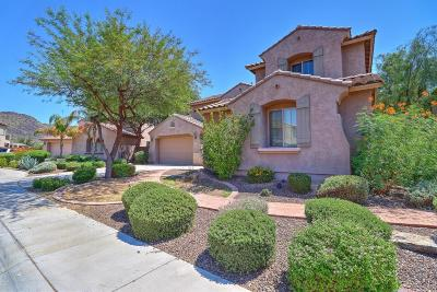 Phoenix Single Family Home For Sale: 4929 W Marcus Drive