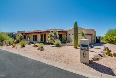 Mesa Single Family Home For Sale: 6446 E Trailridge Circle #37