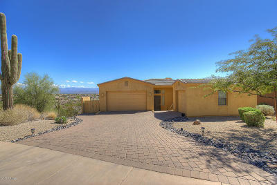 Fountain Hills Single Family Home For Sale: 10827 N Sonora Vista