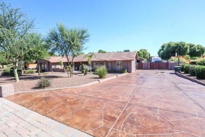Goodyear, Waddell Single Family Home For Sale: 6241 N 186 Avenue