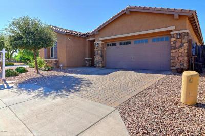 Goodyear Single Family Home For Sale: 14309 W Desert Flower Drive