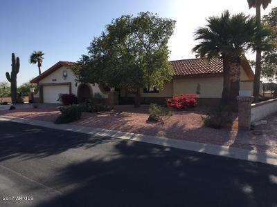 Arizona City Single Family Home For Sale: 14450 S Country Club Way