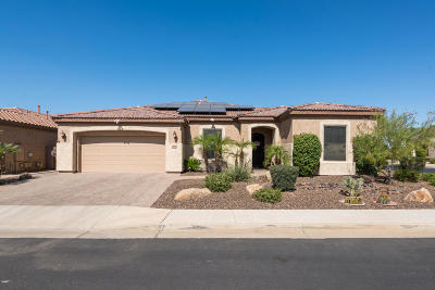 Gilbert Single Family Home For Sale: 4288 E Ficus Way