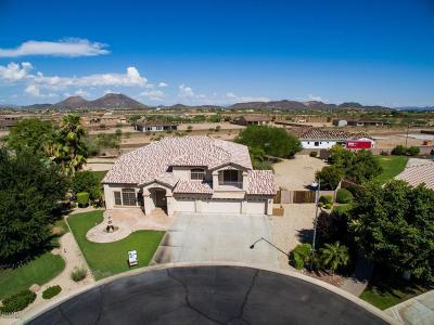 Peoria Single Family Home For Sale: 7908 W Villa Lindo Drive