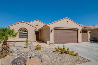 Sun City Festival Single Family Home For Sale: 26454 W Potter Drive
