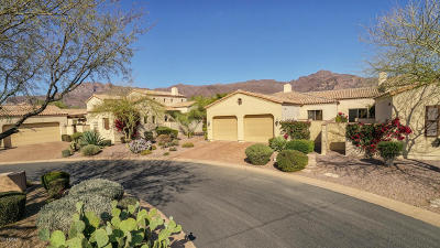 Gold Canyon Patio For Sale: 2979 S Lookout Ridge