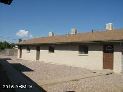 Casa Grande Multi Family Home For Sale: 122 Date Avenue