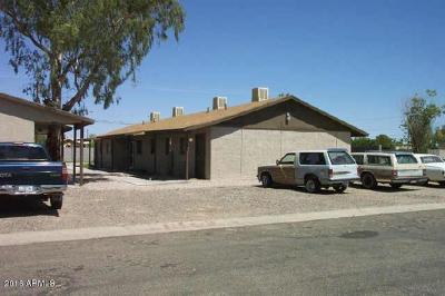 Casa Grande Multi Family Home For Sale: 126 Date Avenue
