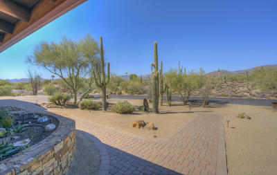 Carefree AZ Single Family Home For Sale: $659,000