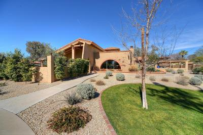 Paradise Valley Single Family Home For Sale: 6710 E Fanfol Drive