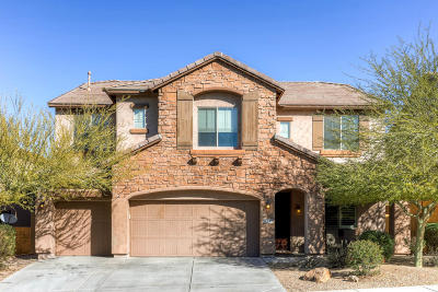 Peoria Single Family Home For Sale: 9010 W Eagle Talon Drive