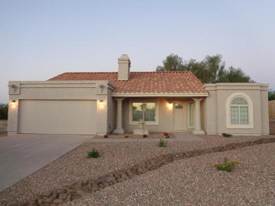 Fountain Hills Single Family Home For Sale: 14804 N Caliente Drive