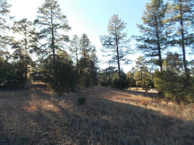 Overgaard AZ Residential Lots & Land For Sale: $14,900