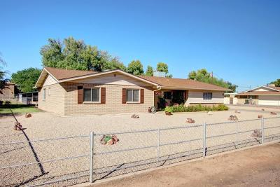 Peoria Single Family Home For Sale: 7802 W Acoma Drive