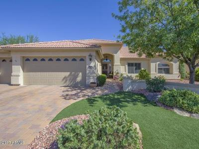 Goodyear Single Family Home UCB (Under Contract-Backups): 3097 N 158th Avenue
