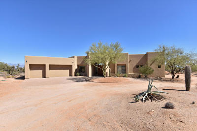 Scottsdale Single Family Home For Sale: 26811 N 156th Street