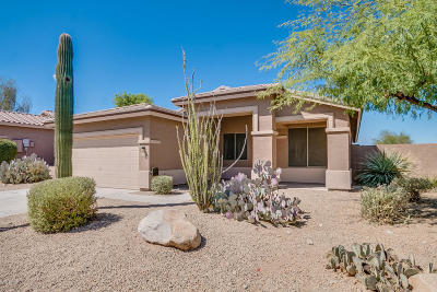 Goodyear Single Family Home For Sale: 18368 W Sunrise Drive