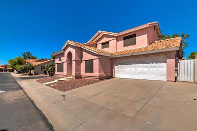 Single Family Home For Sale: 3870 W Golden Keys Way
