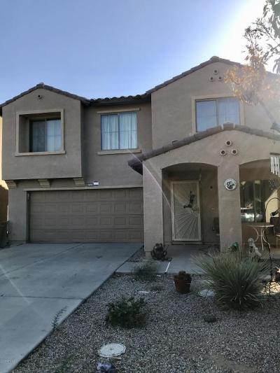 Queen Creek Single Family Home UCB (Under Contract-Backups): 1839 W Desert Seasons Drive