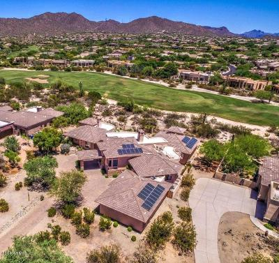 Chandler, Gilbert, Mesa, Tempe Single Family Home For Sale: 3915 N Pinnacle Hills Circle