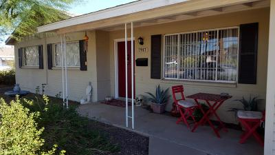 Single Family Home For Sale: 7917 E Belleview Street