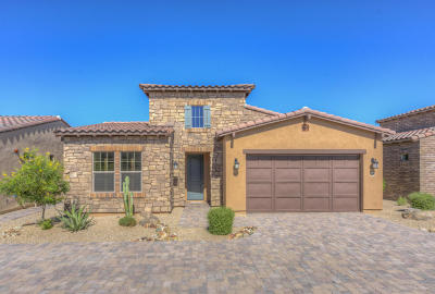 Carefree AZ Single Family Home For Sale: $549,000