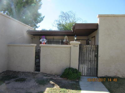 Glendale Condo/Townhouse For Sale: 7914 N 59th Lane