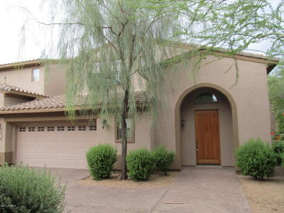 Scottsdale Condo/Townhouse For Sale: 20802 N Grayhawk Drive #1045