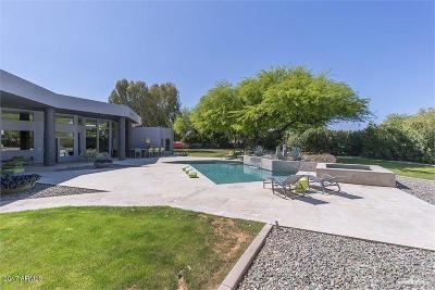 Paradise Valley Single Family Home For Sale: 6748 E Berneil Lane