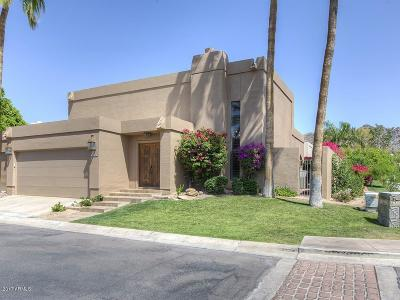 Phoenix Single Family Home For Sale: 3050 E Marlette Avenue