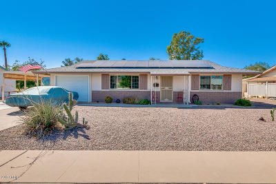 Sun City Single Family Home For Sale: 12232 N Thunderbird Road