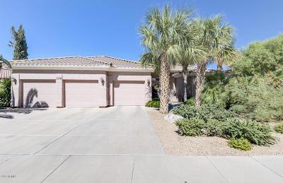 Casa Grande Single Family Home For Sale: 1276 E Sunset Drive