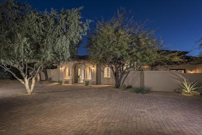 Scottsdale Single Family Home For Sale: 10163 E Santa Catalina Drive