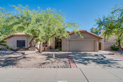 Tempe Single Family Home UCB (Under Contract-Backups): 396 W Larona Lane